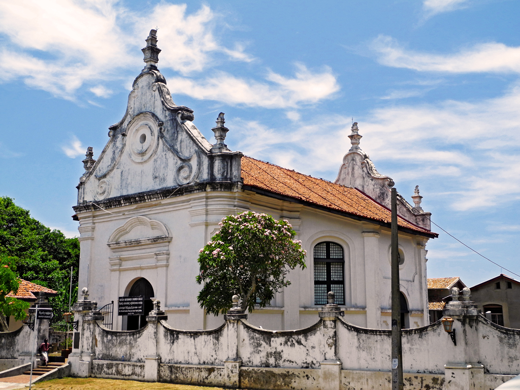 Old Dutch Church - Penang