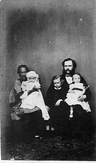Family of George Edward NOBLE